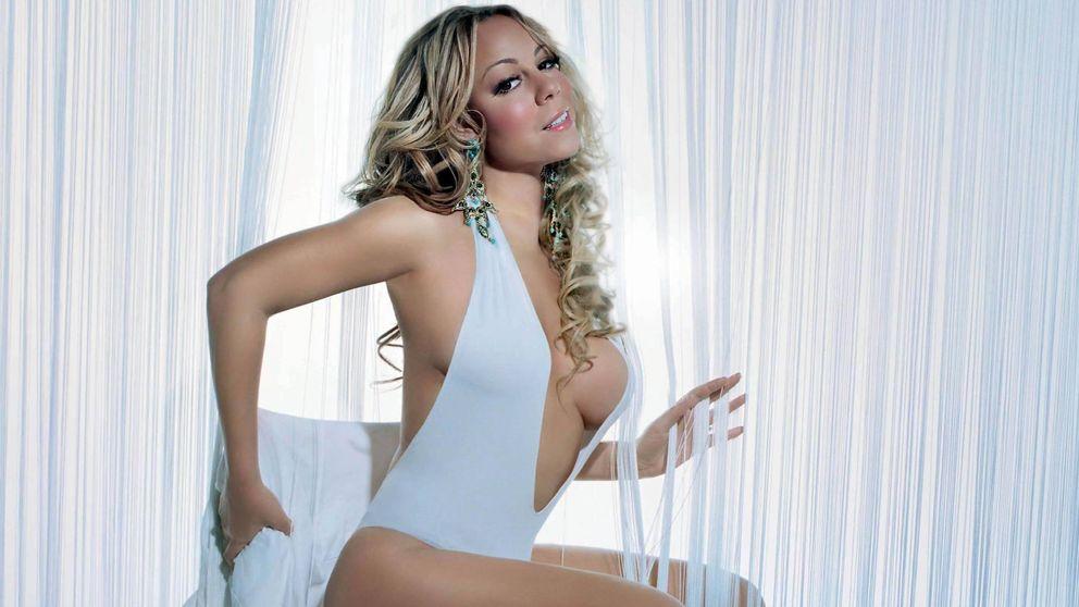 Mariah Carey, todo artificio y postureo en su criticado baño