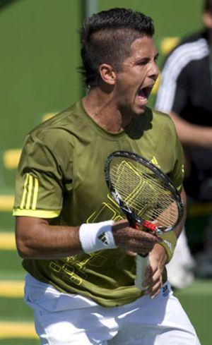 Pleno español en los individuales de Indian Wells