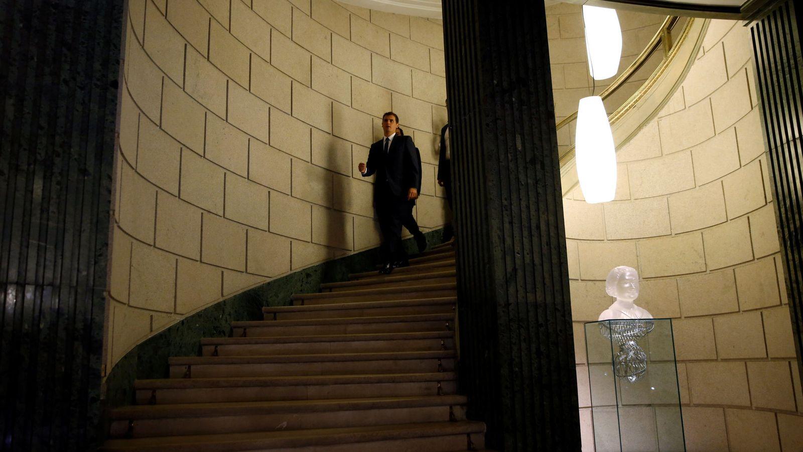 Foto: Albert Rivera, líder de Ciudadanos. (Reuters)