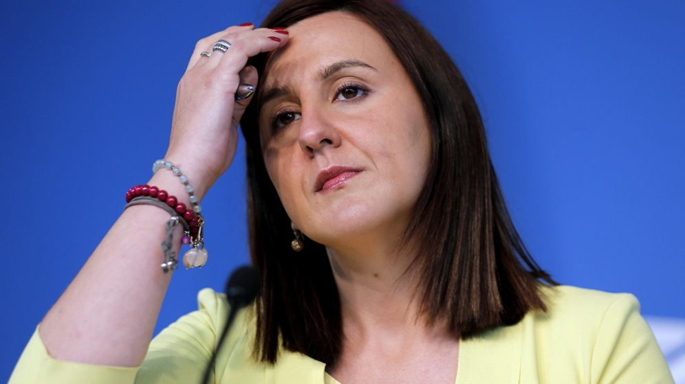 Foto: María José Catalá fue consejera de Educación en la Generalitat con Alberto Fabra. (EFE)