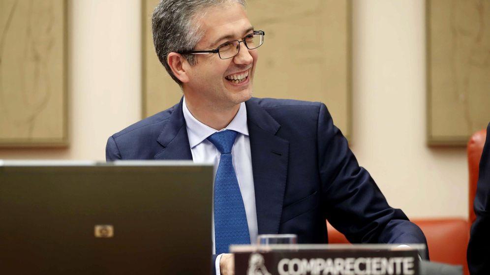 Foto: El gobernador del Banco de España, Pablo Hernández de Cos