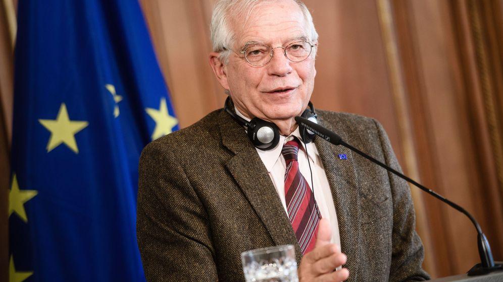Foto: El Alto Representante de la UE, Josep Borrell. (EFE)