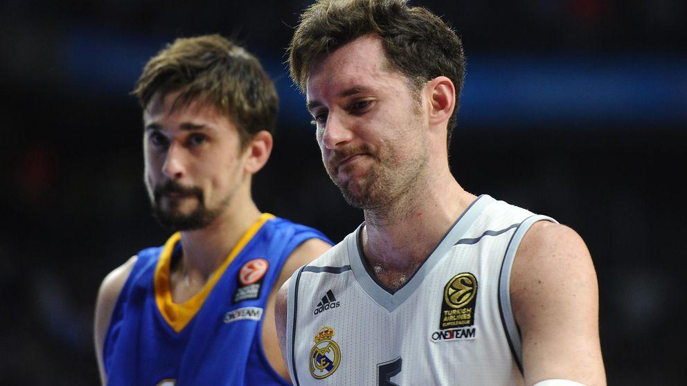 El calendario evita que el Real Madrid traslade su mal momento a la ACB