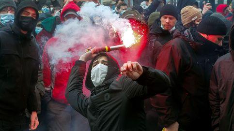 Protestas en Kiev