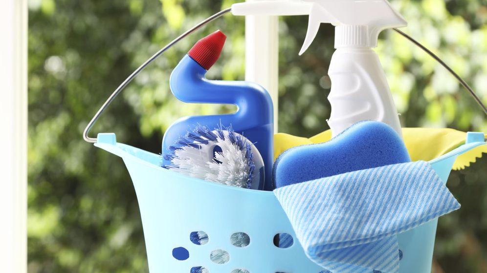 Supermercados los cinco productos que utilizas en la - Limpieza de hogares ...