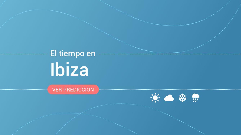 El tiempo en Ibiza: previsión meteorológica de hoy, viernes 20 de septiembre