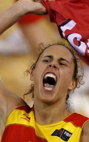 Amaya Valdemoro comanda la remontada de España para meterla en semifinales