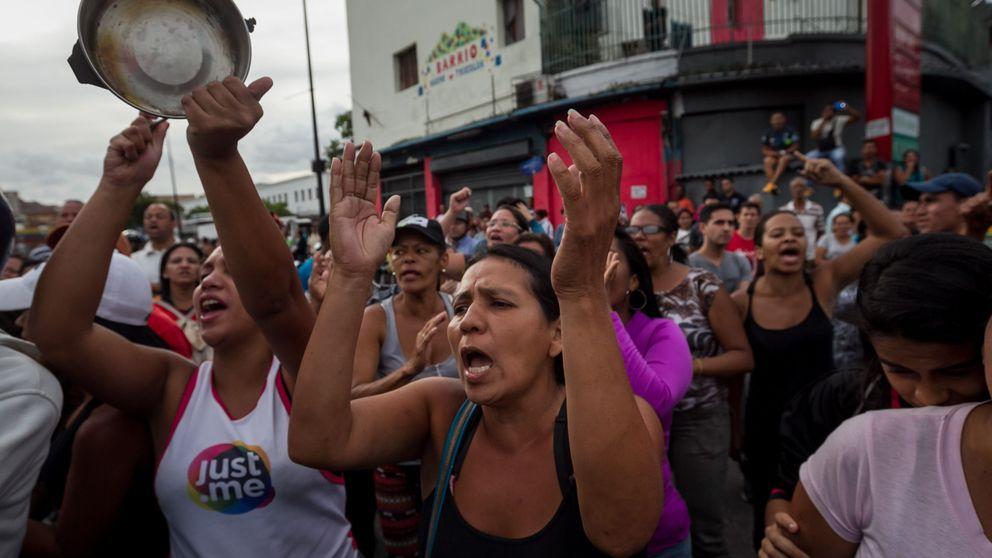 Varios muertos y 400 detenidos por los saqueos en el nordeste de Venezuela