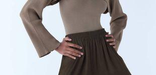 Post de El pantalón ancho, rebajado y cómodo con el que Zara nos invita a tener un otoño trendy