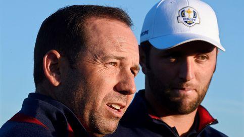 Las lecciones de Jon Rahm o los consejos de Sergio García en la Ryder Cup