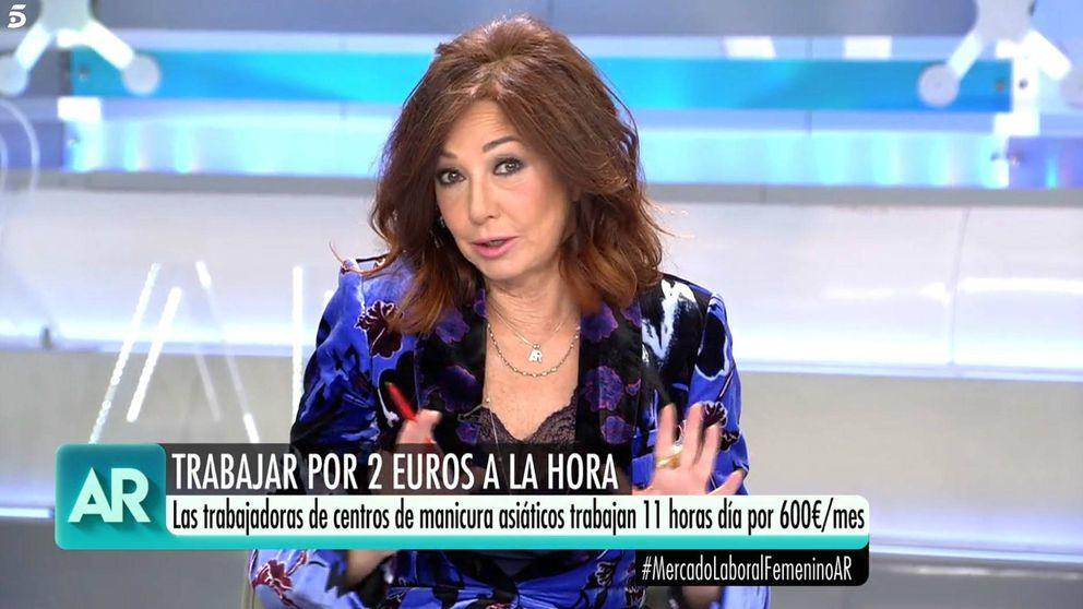 Ana Rosa Quintana, a pocos días del 8M: La maternidad está penalizada