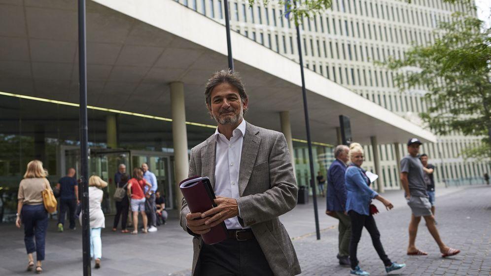 Foto: Oriol Pujol, hijo del expresidente de la Generalitat. (EFE)