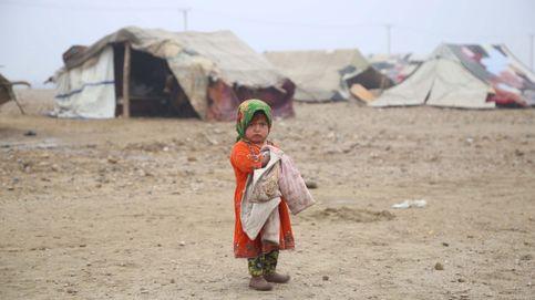 Refugiados en Nangarhar