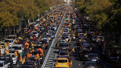 La manifestación en coche contra la ley Celaá llena las calles de más de 50 ciudades