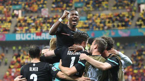 Austria logra el primer triunfo de su historia en una Eurocopa con un gran Alaba (3-1)