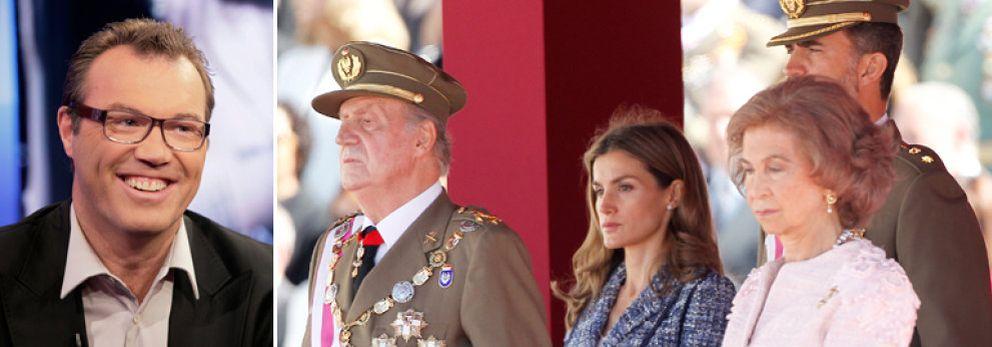"""Foto: Andrew Morton: """"El Rey ha estado con 1.500 mujeres a lo largo de su vida"""""""