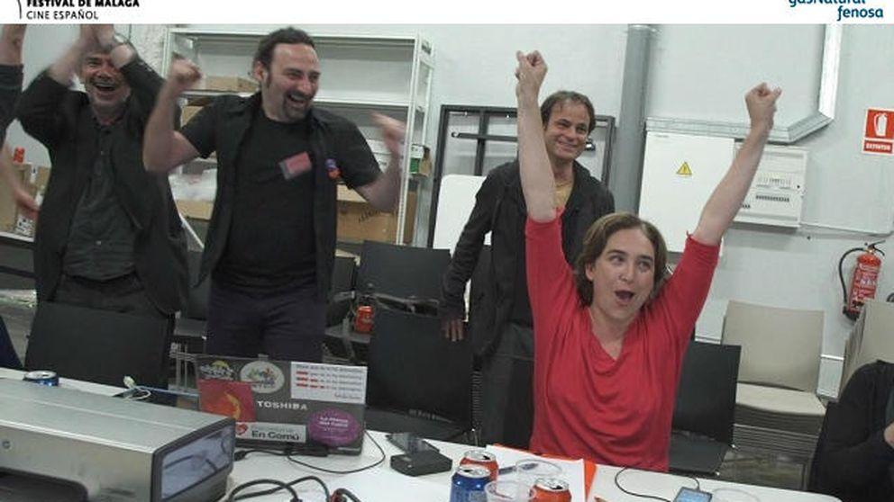 El 'striptease' integral de Ada Colau