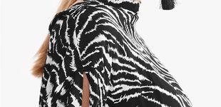 Post de La cebra es el 'animal print' de moda y este vestido de C&A lo demuestra
