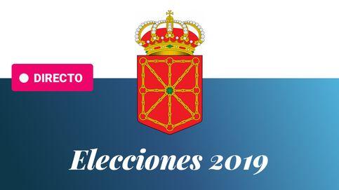Resultado de las elecciones generales en Navarra: empate a escaños
