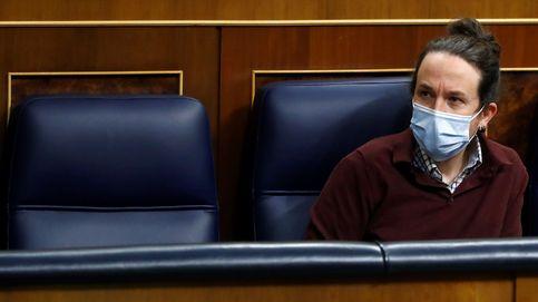 El caso Dina agoniza, pero mantendrá aún en vilo el futuro  de Pablo Iglesias