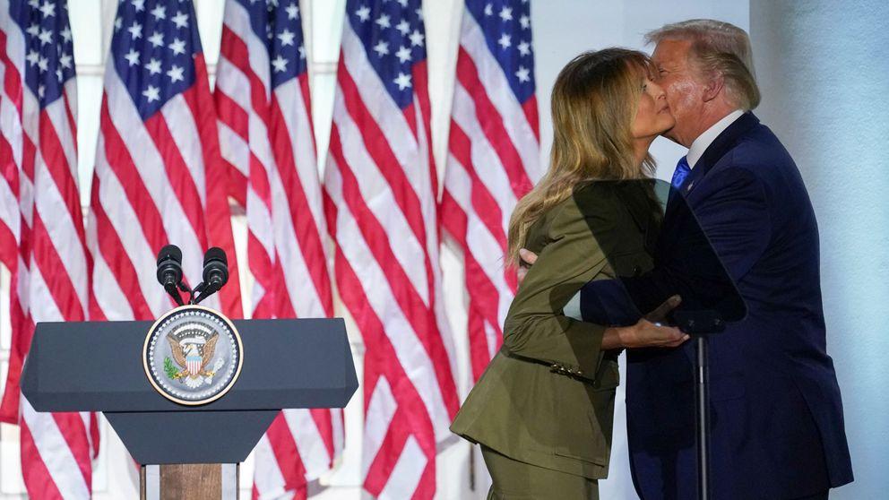 Melania Trump asegura que EEUU necesita más que nunca el liderazgo de su marido
