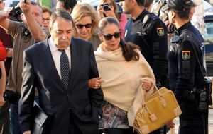 La Audiencia ordena prisión incondicional sin fianza para Julián Muñoz