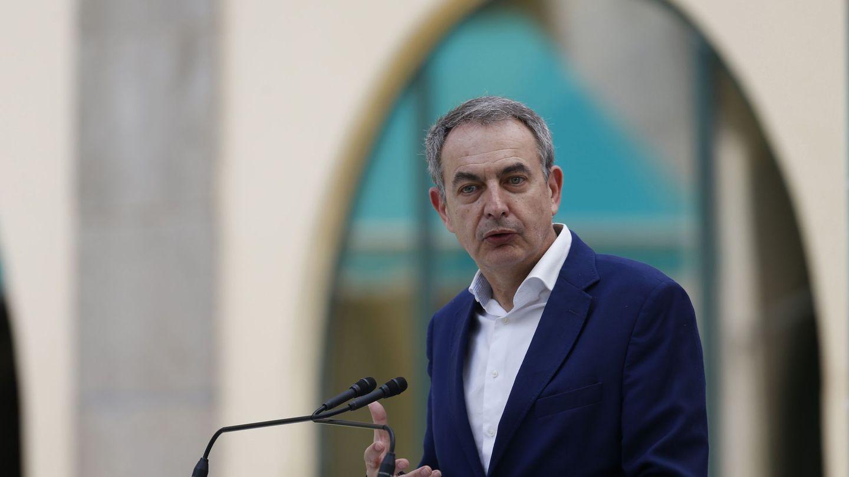El expresidente José Luis Rodríguez Zapatero. (EFE)