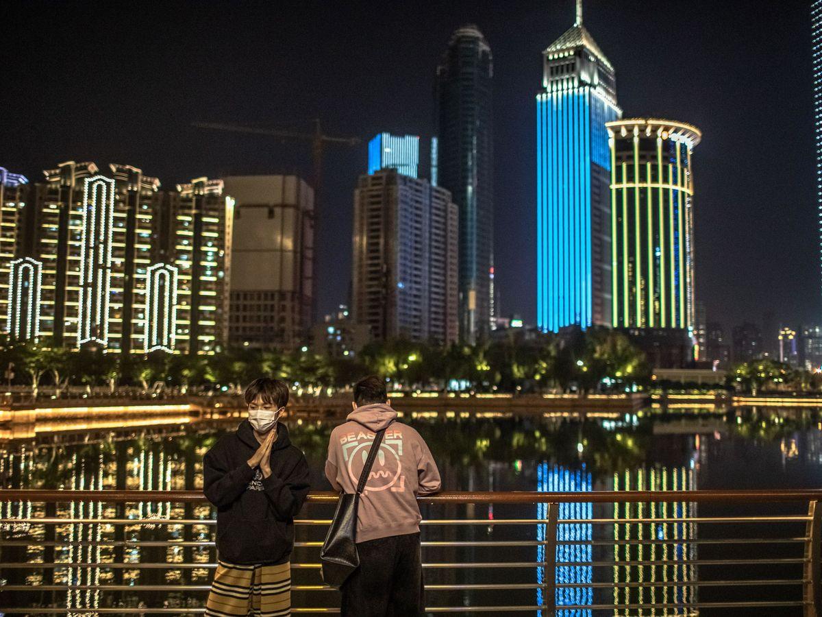 Foto: Wuhan empieza a volver a la normalidad (EFE)