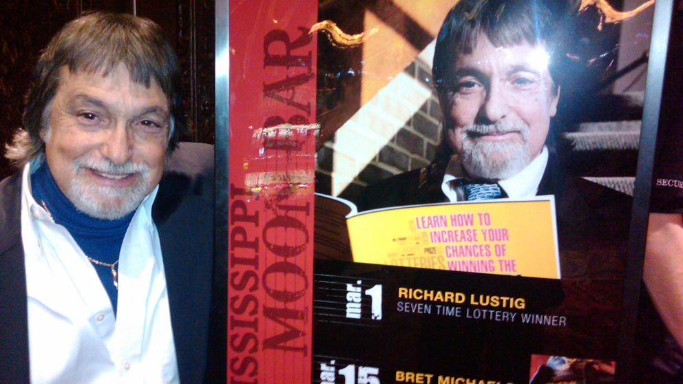 Estos son los secretos de Richard Lustig para ganar hasta siete veces la Lotería de Navidad