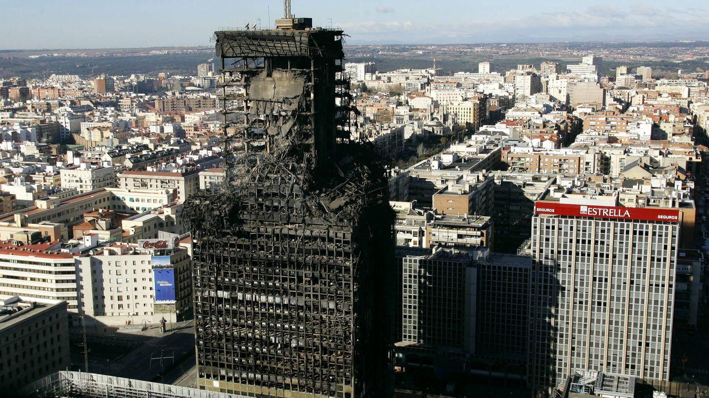 El informe secreto del Windsor, el incendio financiero de Madrid y de El Corte Inglés