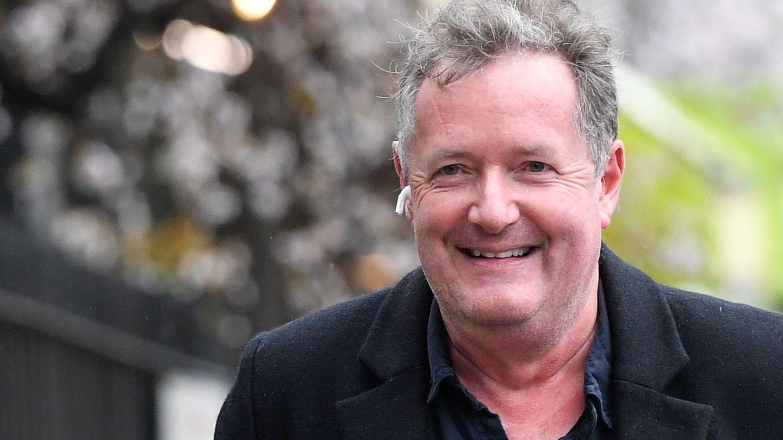 Piers Morgan. (Reuters)