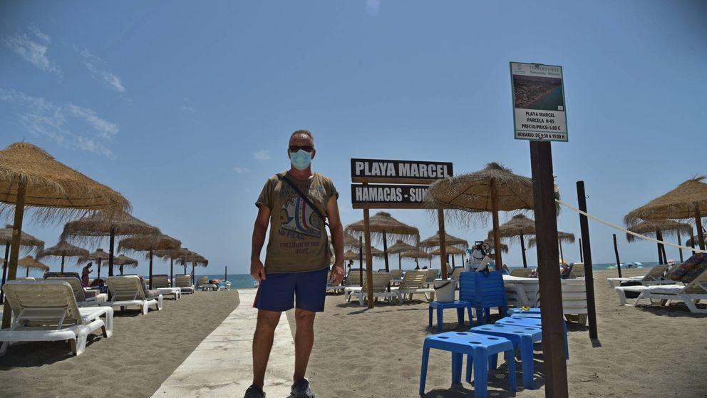 Torremolinos, epicentro 'British' andaluz: Estamos muertos: nos cortaron la cabeza