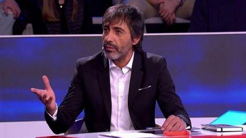 El palo de Juan del Val a María Teresa Campos, en defensa de Nuria Roca