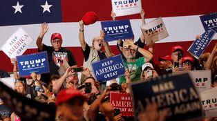 No voten por mi padre: familias 'rotas' por la extrema polarización en EEUU