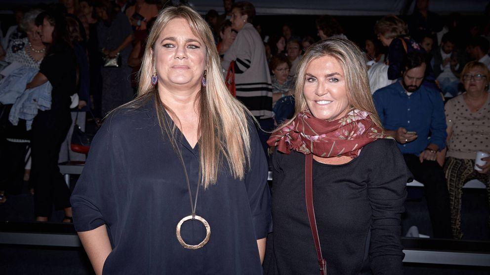 Anne Igartiburu, Carmen Lomana, Sara Verdasco... Los rostros del Madrid Fashion Show