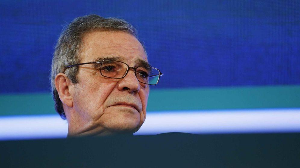 Foto: El expresidente de Telefónica César Alierta. (Reuters)