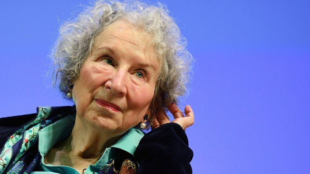 Foto: Margaret Atwood, autora de 'El cuento de la criada', e suna de las grandes favoritas al Nobel de Literatura de este año. (EFE)