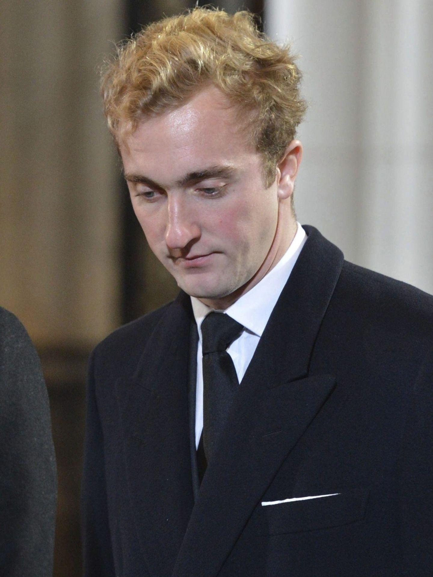 El príncipe Joaquín de Bélgica, en una imagen de archivo. (EFE)