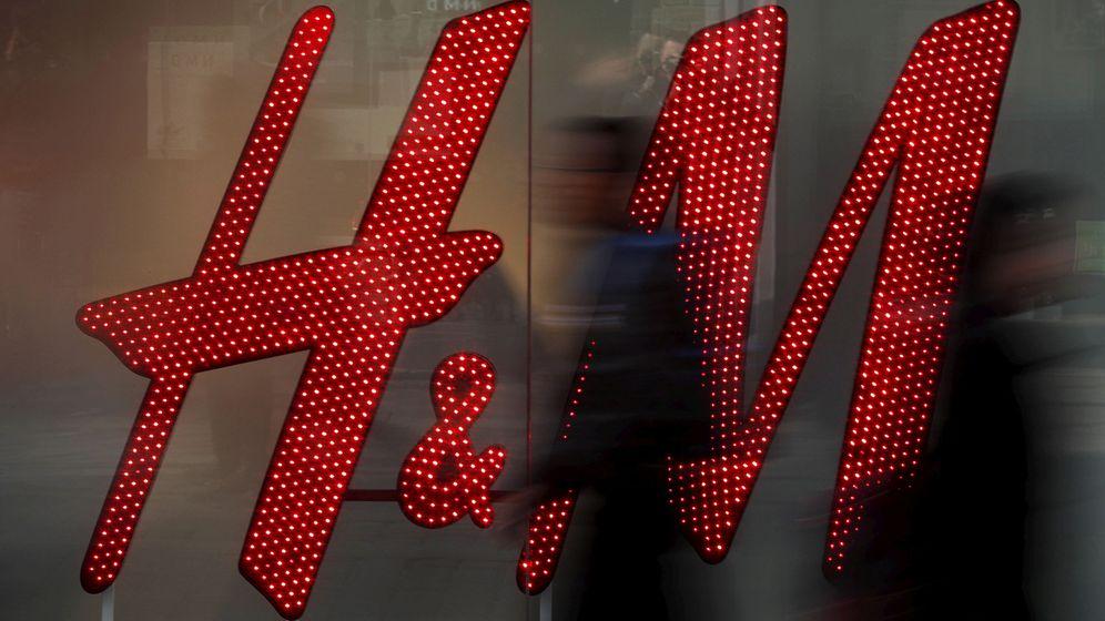 Foto: El logo de H&M en una foto de archivo. (Reuters)