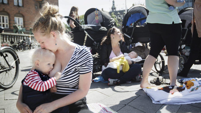 Dar el pecho al bebé reduce (hasta tres años) el riesgo de diabetes en la madre