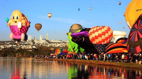 Festival de globos y orgullo LGTBI en Montenegro: el día en fotos