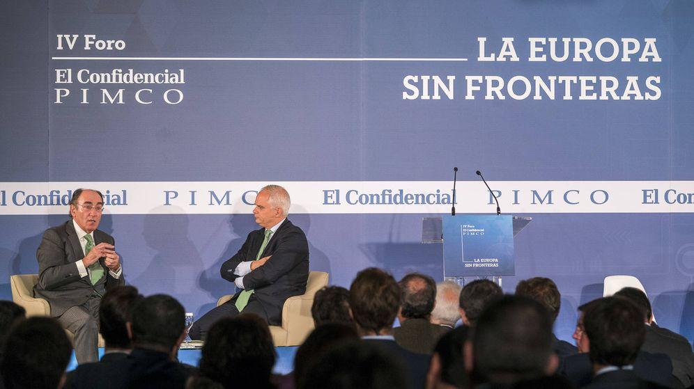 Foto: El presidente de Iberdrola, Ignacio Sánchez-Galán.