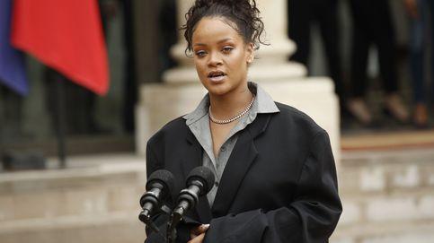 ¿Qué hace Rihanna en el Palacio del Elíseo de París?
