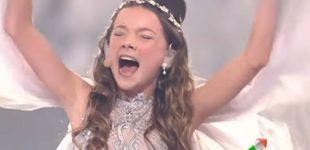 Post de Los memes de 'Eurovisión Junior': del modelito de Irlanda a Melani García