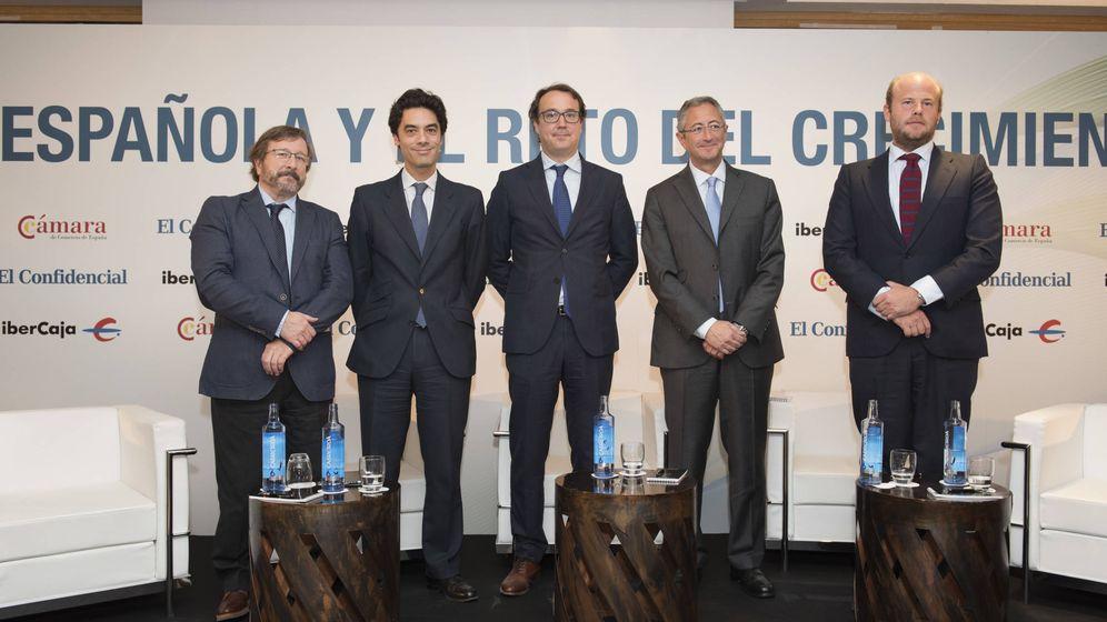 Foto: Foro 'La pyme española y el reto del crecimiento'.