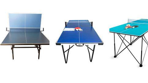 Las mejores mesas de ping pong para disfrutar de tu tiempo libre