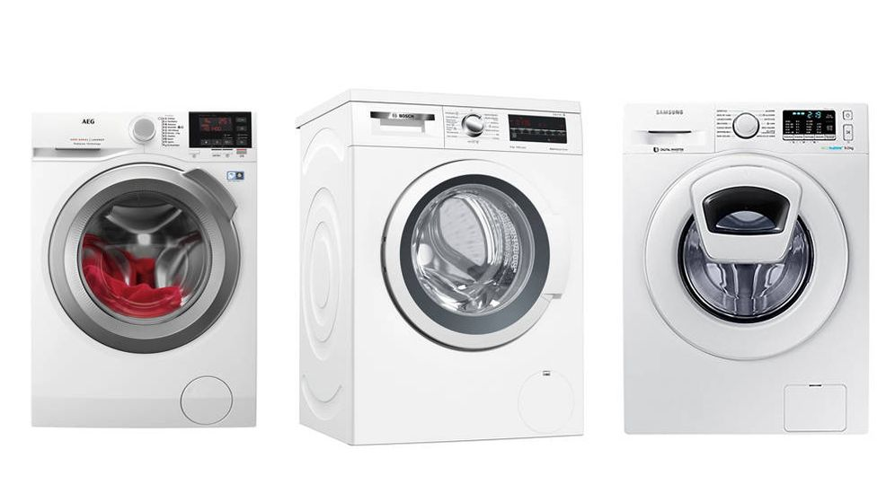 Foto: Éstas son algunas de las mejores lavadoras de carga frontal del mercado