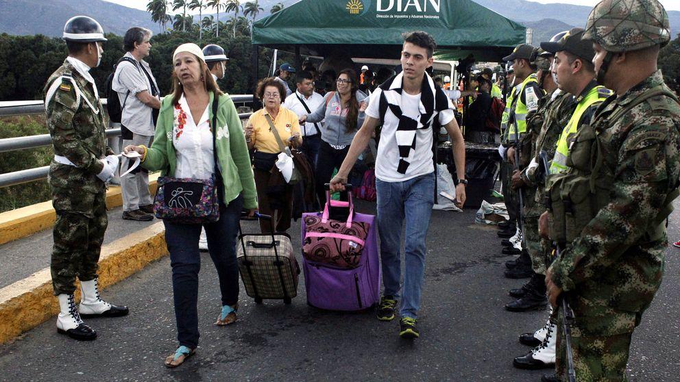 Venezuela se acabó. Hemos dejado de comer para que lo hagan nuestros hijos