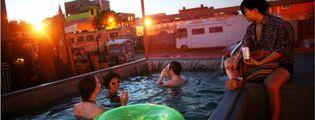 Foto: Los contenedores-piscina, un 'must' neoyorkino
