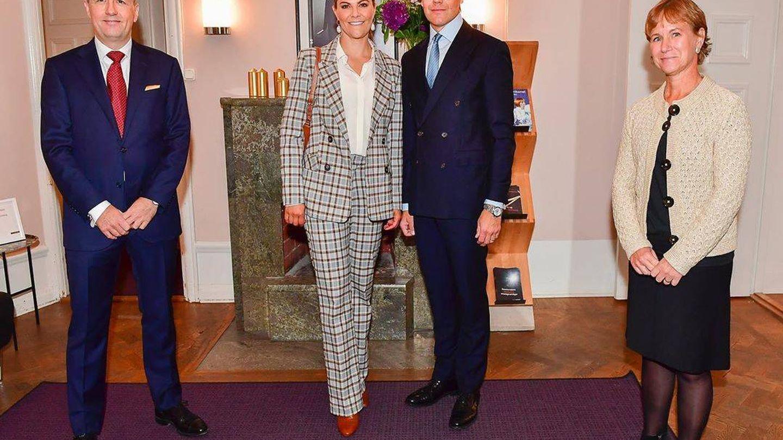 Victoria y Daniel de Suecia. (Instagram @kungahuset)